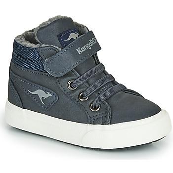 Schoenen Jongens Hoge sneakers Kangaroos KAVU I Blauw