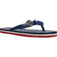 Schoenen Meisjes Slippers Gioseppo 43217G Blauw