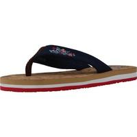 Schoenen Meisjes Slippers Gioseppo 43223G Blauw