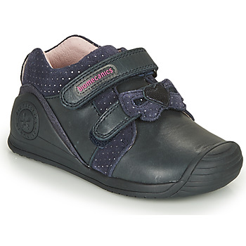 Schoenen Meisjes Lage sneakers Biomecanics BOTIN LAZO Marine
