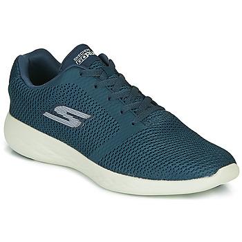 Schoenen Dames Fitness Skechers GO RUN 600 REFINE Blauw