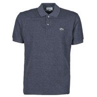 Textiel Heren Polo's korte mouwen Lacoste POLO L12 12 CLASSIQUE Blauw