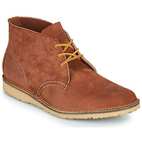Schoenen Heren Laarzen Red Wing WEEKENDER CHUKKA Brown