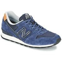 Schoenen Dames Lage sneakers New Balance WR996 Marine