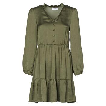 Textiel Dames Korte jurken Betty London NULIE Kaki