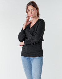 Textiel Dames Tops / Blousjes Betty London NAUSSE Zwart