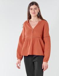 Textiel Dames Tops / Blousjes Betty London NASSE Rouille