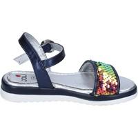 Schoenen Meisjes Sandalen / Open schoenen Joli Sandales BM757 Bleu