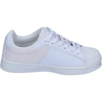 Schoenen Jongens Sneakers Beverly Hills Polo Club BM761 Blanc