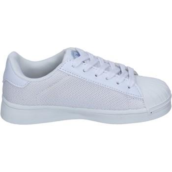 Schoenen Jongens Sneakers Beverly Hills Polo Club BM762 Blanc