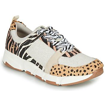 Schoenen Dames Lage sneakers Gioseppo CREAZZO Leopard