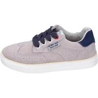 Schoenen Jongens Sneakers Beverly Hills Polo Club BM770 Beige