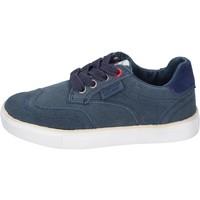 Schoenen Jongens Sneakers Beverly Hills Polo Club BM771 Bleu