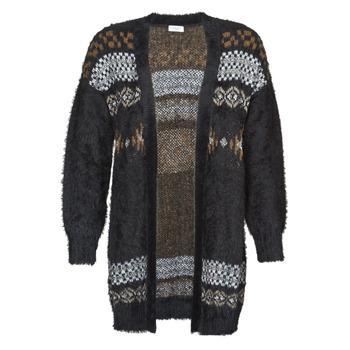 Textiel Dames Vesten / Cardigans Liu Jo MF0162-MA89J Multicolour