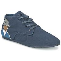 Schoenen Dames Lage sneakers Eleven Paris BASTEE Marine