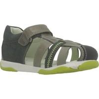 Schoenen Jongens Sandalen / Open schoenen Garvalin 202333 Blauw