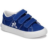Schoenen Kinderen Lage sneakers Le Coq Sportif VERDON PLUS Blauw