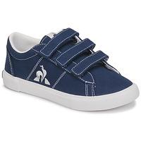 Schoenen Kinderen Lage sneakers Le Coq Sportif VERDON PLUS PS Blauw