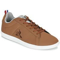 Schoenen Lage sneakers Le Coq Sportif COURTCLASSIC GS Brown