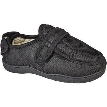 Schoenen Heren Sloffen Zedzzz  Zwart
