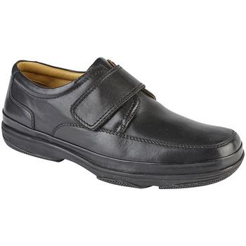 Schoenen Heren Lage sneakers Roamers  Zwart