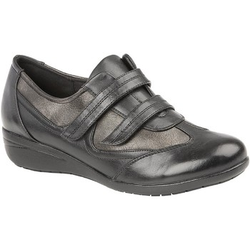 Schoenen Dames Lage sneakers Boulevard  Zwart / Tinnen
