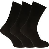 Accessoires Dames Sokken Universal Textiles  Zwart