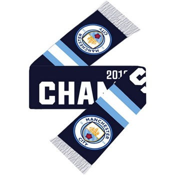 Accessoires Sjaals Manchester City Fc  Navy