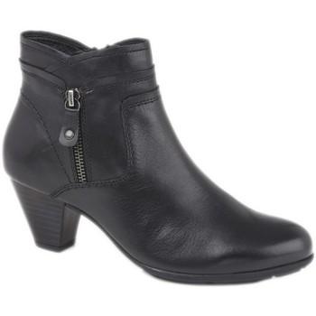Schoenen Dames Enkellaarzen Cipriata  Zwart