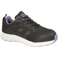 Schoenen Dames Lage sneakers Grafters  Zwart/Lila