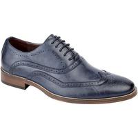 Schoenen Heren Klassiek Goor  Egeïsch blauw