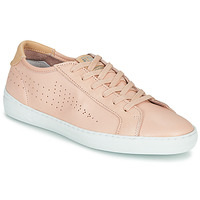 Schoenen Dames Lage sneakers PLDM by Palladium NARCOTIC Roze