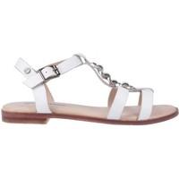 Schoenen Dames Sandalen / Open schoenen Hush puppies  Wit