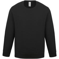 Textiel Kinderen Sweaters / Sweatshirts Awdis JH30J Diep zwart