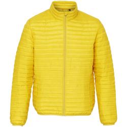 Textiel Heren Jacks / Blazers 2786 TS018 Helder geel