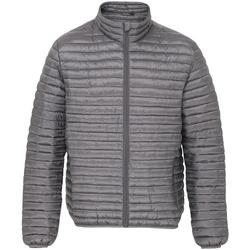 Textiel Heren Jacks / Blazers 2786 TS018 Staal