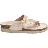 Schoenen Dames Leren slippers Mephisto HELEN Multicolour