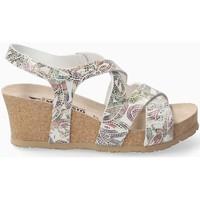 Schoenen Dames Sandalen / Open schoenen Mephisto LYLA Multicolour