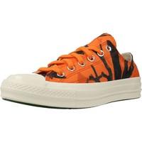 Schoenen Heren Sneakers Converse CHUCK 70 OX Oranje
