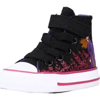 Schoenen Meisjes Lage sneakers Converse CTAS 1V HI Zwart