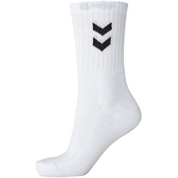 Accessoires Sokken Hummel Lot de 3 chaussettes  Basic blanc