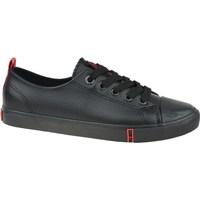 Schoenen Dames Lage sneakers Big Star GG274007 Noir