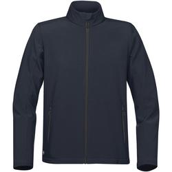 Textiel Heren Wind jackets Stormtech Softshell Marine / Koolstof