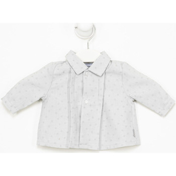 Textiel Meisjes Overhemden lange mouwen Tutto Piccolo Chemise  m / long Grijs