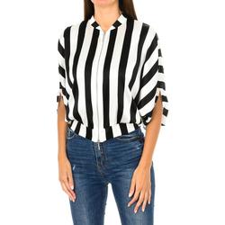 Textiel Dames Wind jackets Armani jeans Veste Multicolour