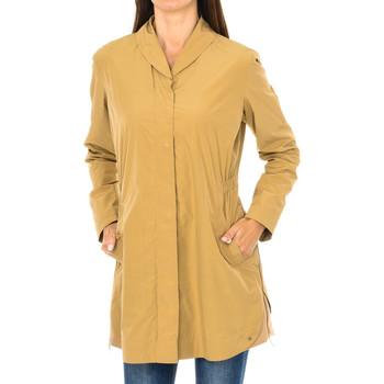 Textiel Dames Trenchcoats Armani jeans Veste Brown