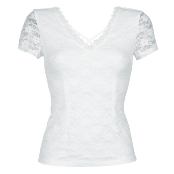 Textiel Dames Tops / Blousjes Moony Mood NOUMIETTE Wit