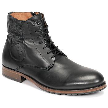 Schoenen Heren Laarzen Kost DROME Zwart