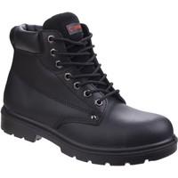 Schoenen Heren Laarzen Centek  Zwart