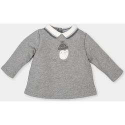 Textiel Kinderen Truien Tutto Piccolo Pull long / long Grijs